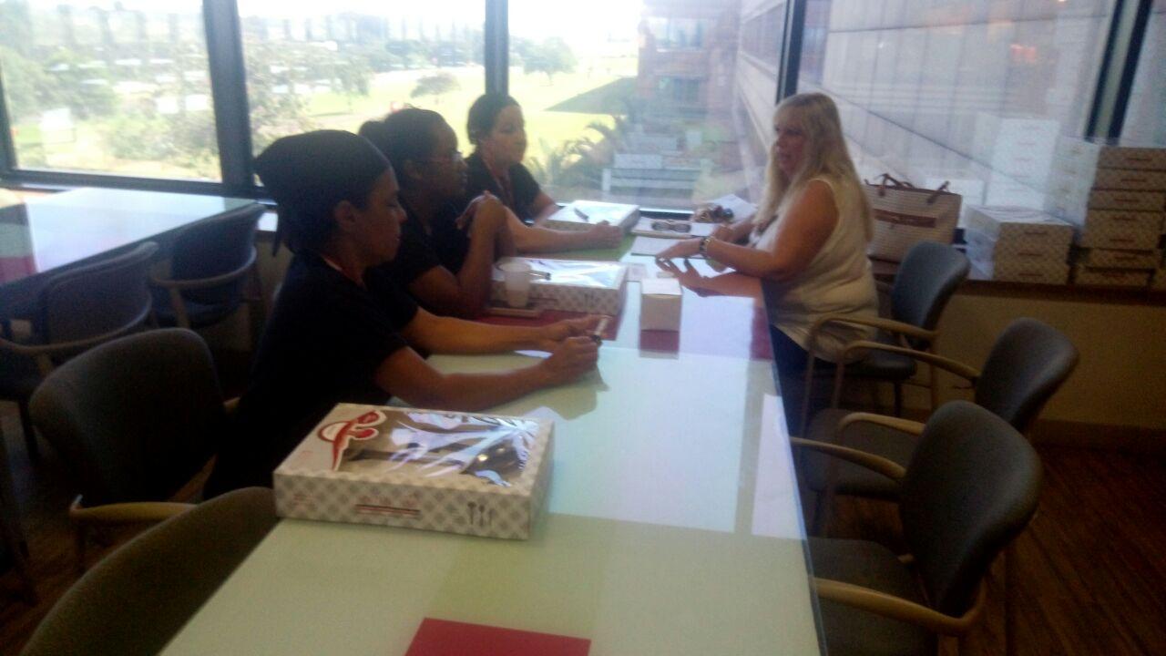 Visita Unidade Da Sapore Na Empresa Motorola Sintercamp
