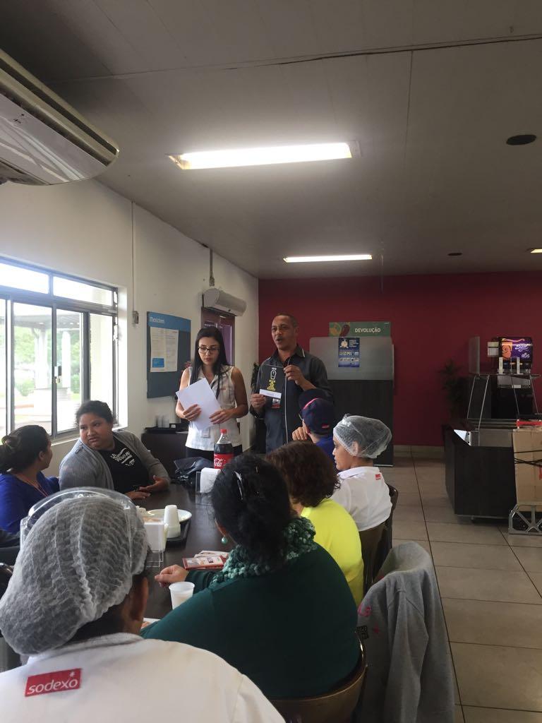 Visita Unidade Da Sodexo Na Empresa Mexichem Em Sumar Sintercamp
