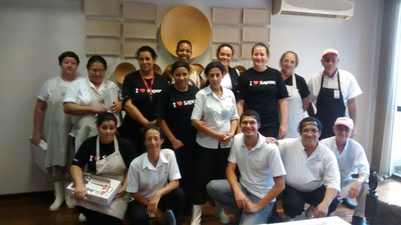 Visita Unidade Da Sapore Na Empresa Trw Em Limeira Sintercamp